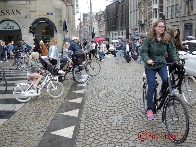 poza biciclisti amsterdam