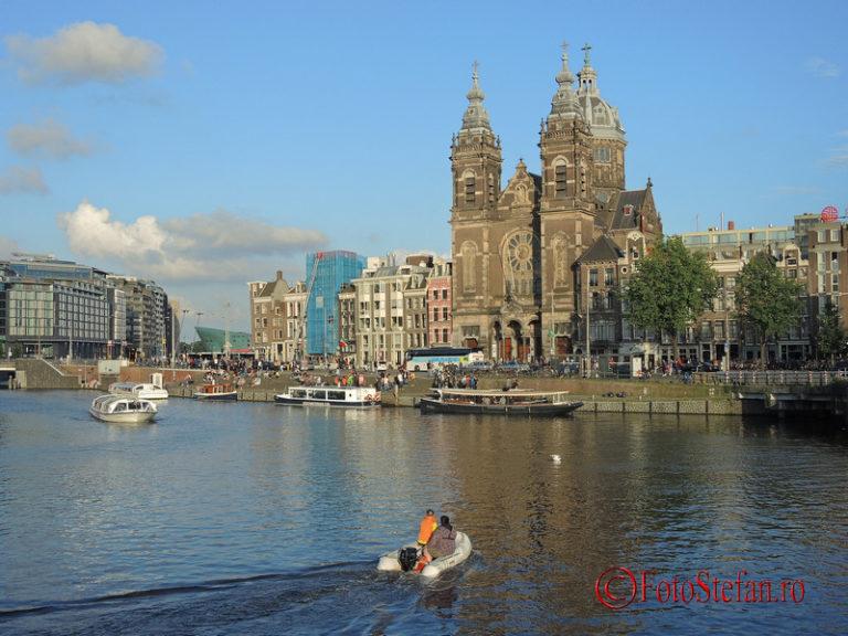 poza amsterdam centru