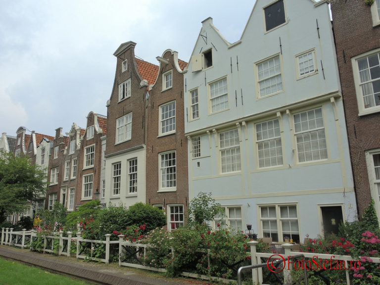 poza Begijnhof Amsterdam