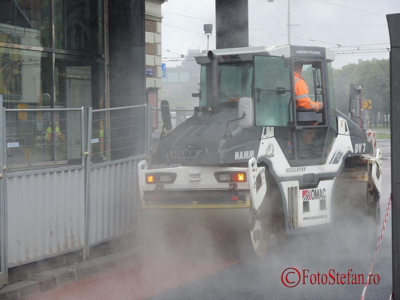 poza turnare asfalt amsterdam