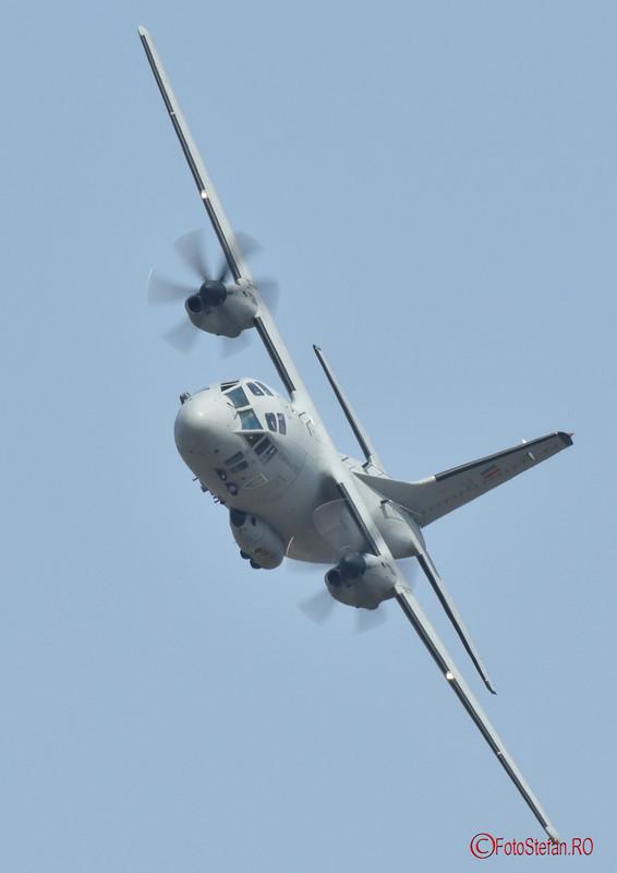 poza Alenia C-27J Spartan bucuresti airshow