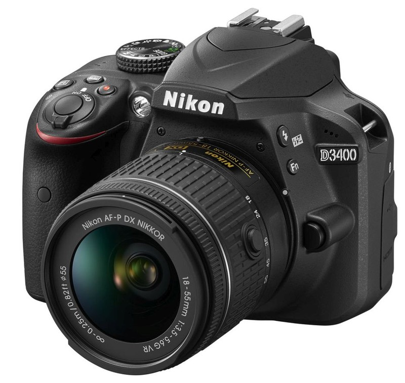 poza dslr dx Nikon D3400