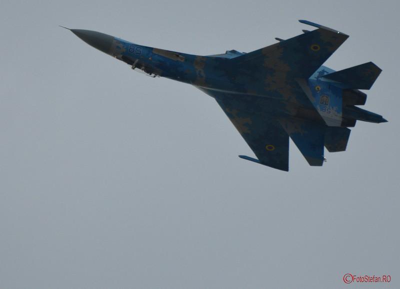 poza Suhoi Su-27 Flanker bucuresti bias2016