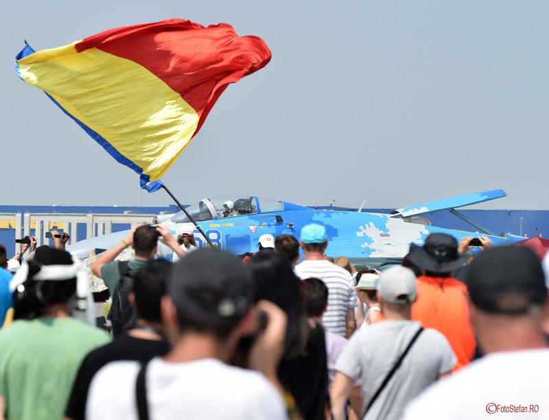 poza avion Suhoi Su-27 Flanker #bias2016 romaero