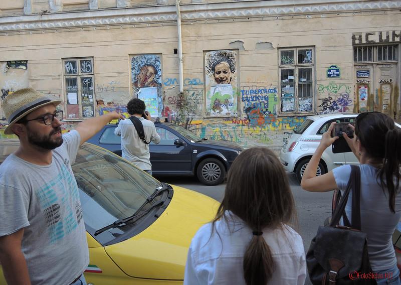 turul alternativ str. arthur verona graffiti