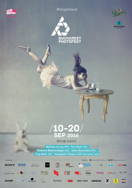 afis festival fotografie Bucharest Photofest