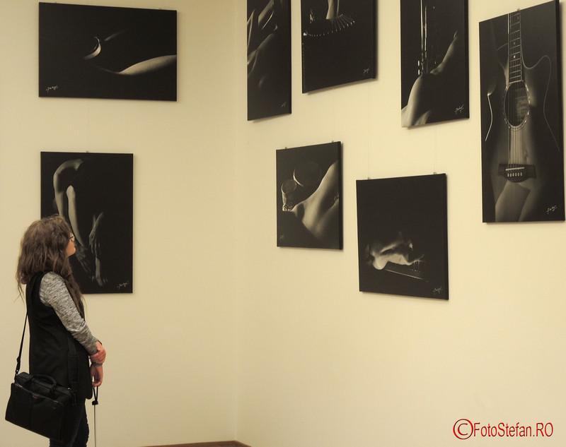 poze vernisaj expozitie Jakab Tibor arcub bucuresti