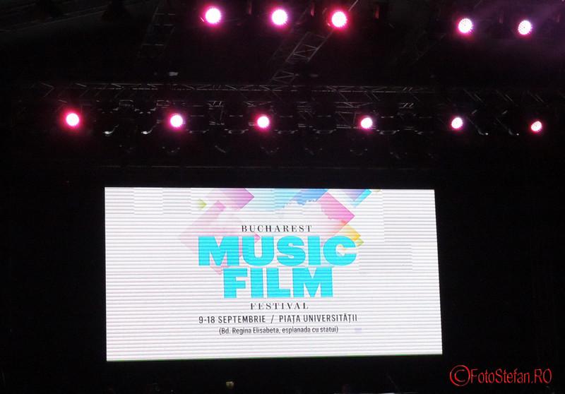 poza Bucharest Music Film Festival 2016