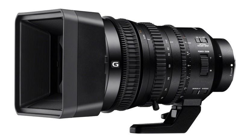 foto obiectiv sony E PZ 18-110mm F4 G OSS (SELP18110G)