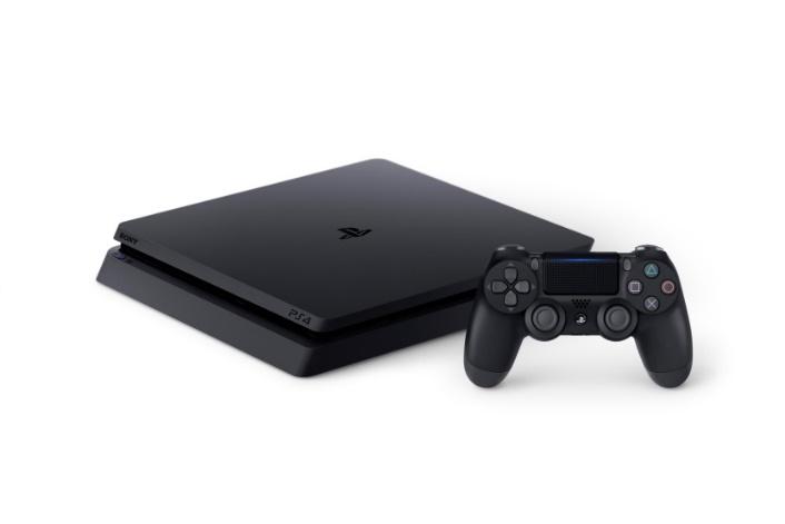 poza consola Sony PlayStation 4