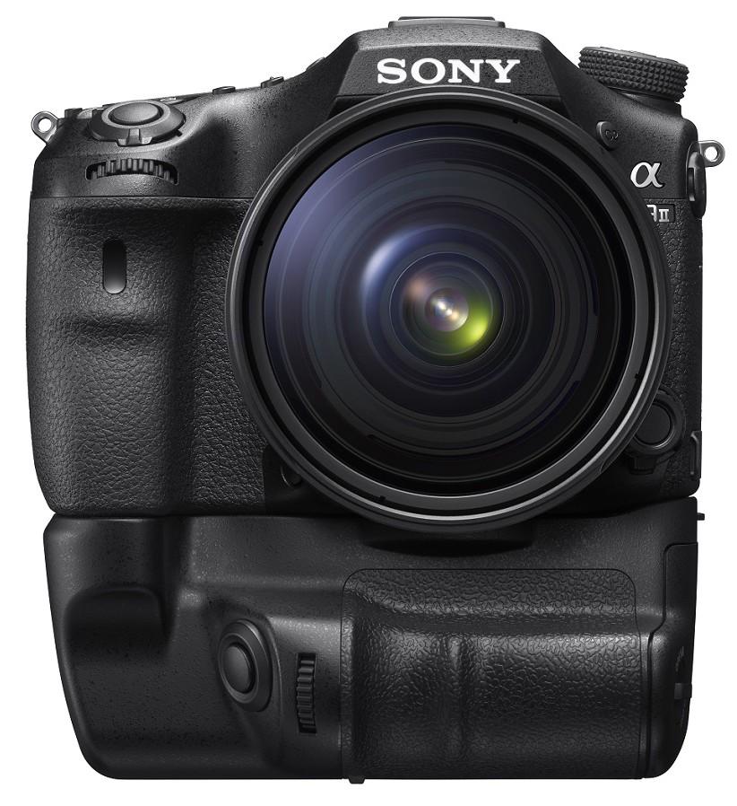 poza Sony Alpha (ɑ) 99 II