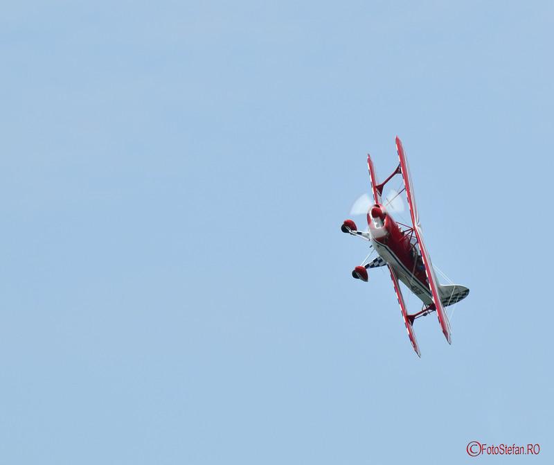 Skeen Skybolt acrobatie aeriana bucuresti