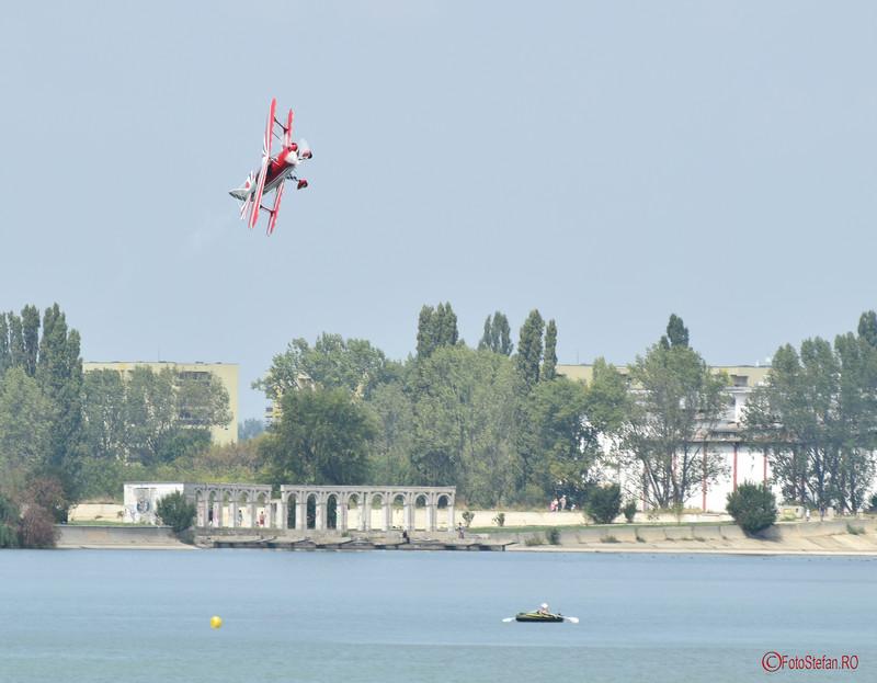 poza avion Skeen Skybolt lacul morii crangasi bucuresti