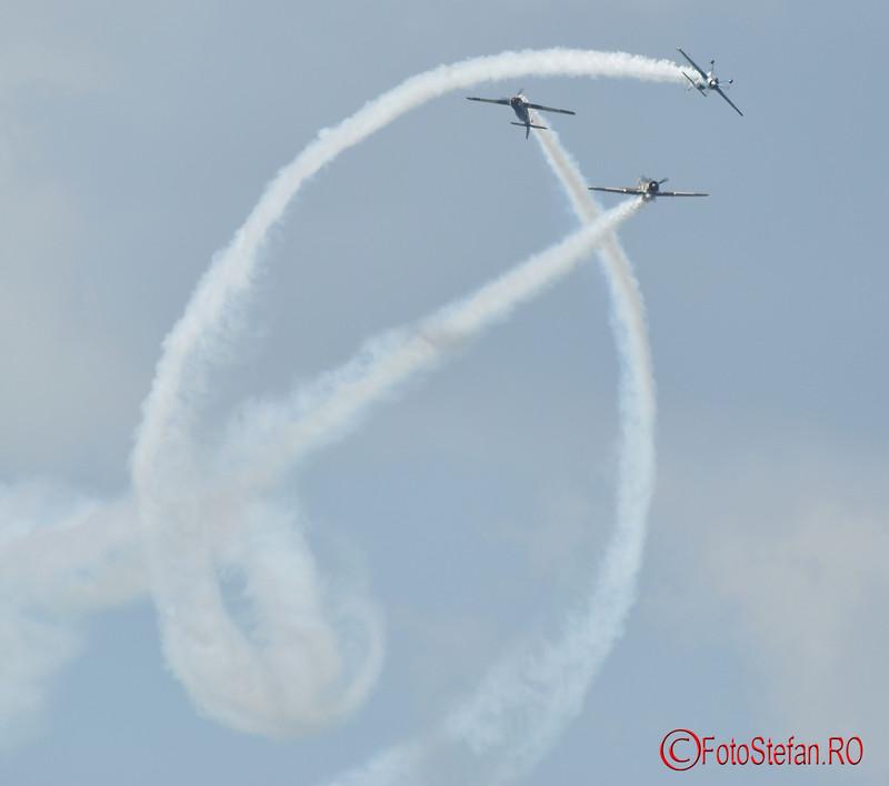 poza avioane air bandits aeronautic show