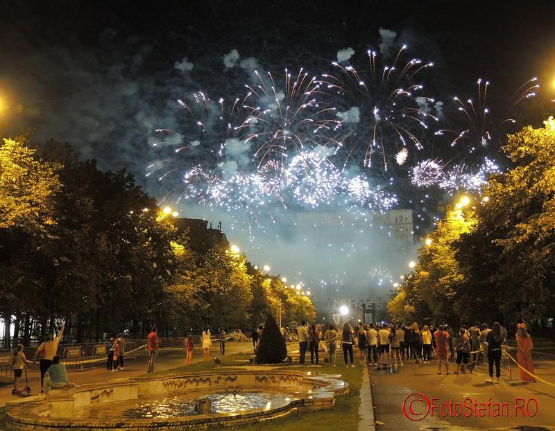 poza artificii zilele bucurestiului 2016