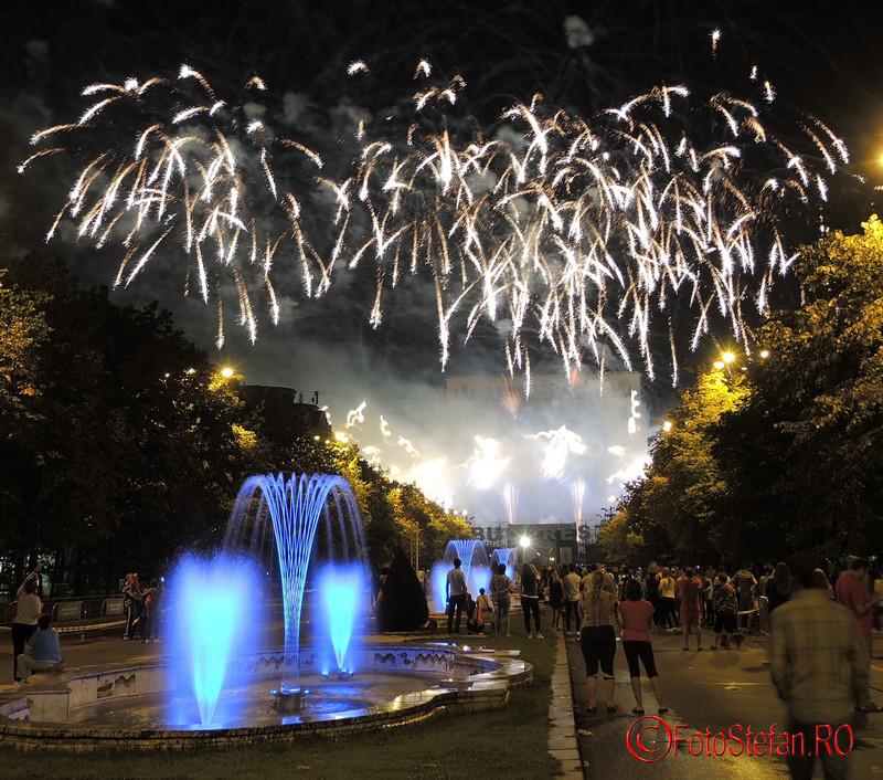poze artificii zilele bucurestiului 2016