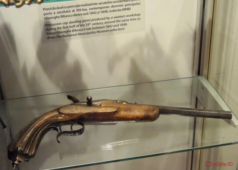 poza pistol de duel cu percutie