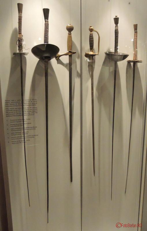 poza sabii duel muzeul municipiului bucuresti sutu