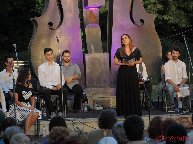 poze simfonii de vara parcul coltea bucuresti