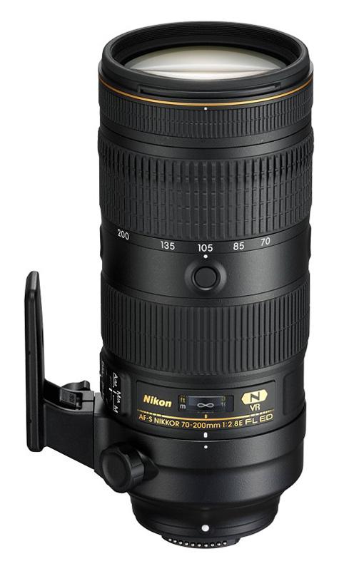 poza zoom  AF-S NIKKOR 70-200mm f/2.8E FL ED VR