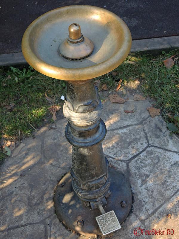 poza tasnitoare apa potabila parcul Luigi Cazzavillan bucuresti