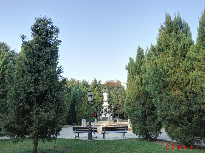 poze parc mic Luigi Cazzavillan bucuresti