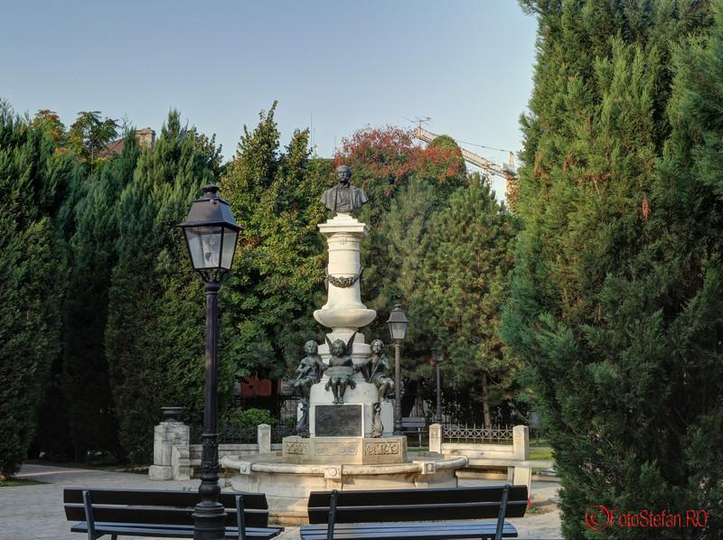 poze parcul Luigi Cazzavillan bucuresti