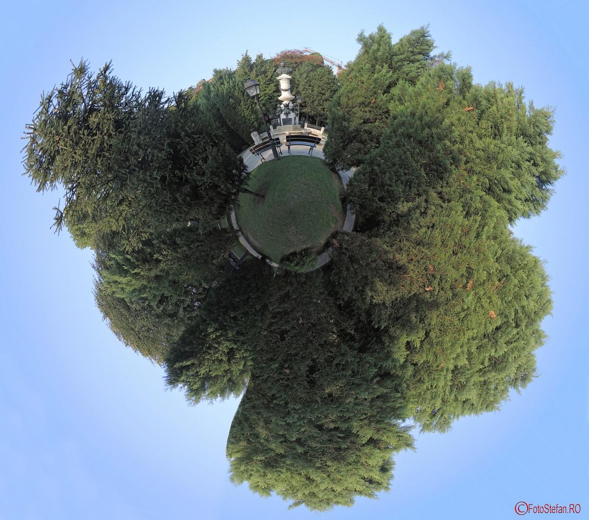poza little planet Luigi Cazzavillan bucuresti