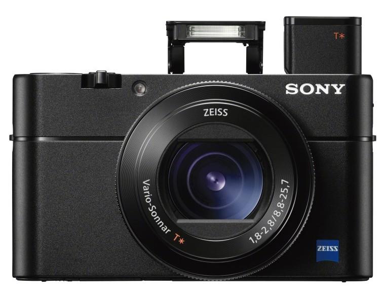 poza compact Sony RX100 V (DSC-RX100M5)