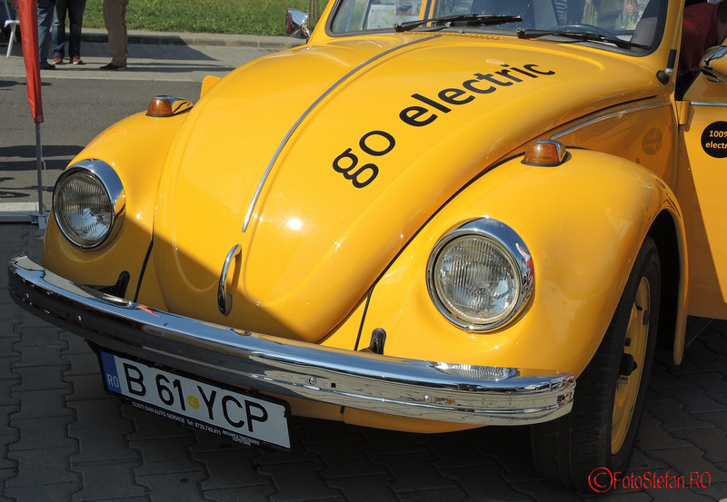 poza Volkswagen VW broscuta electric