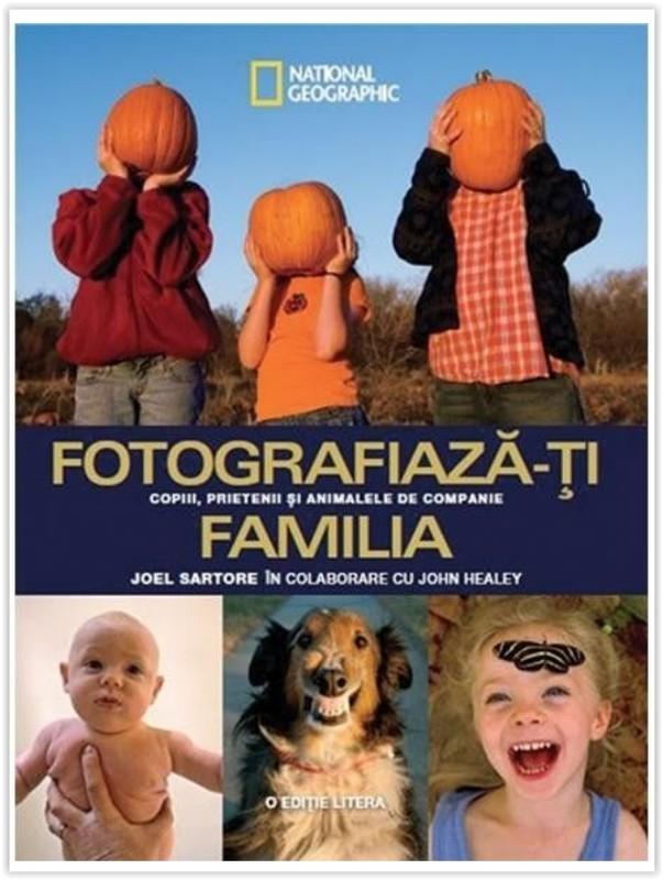 poza cartea fotografiaza-ti familia