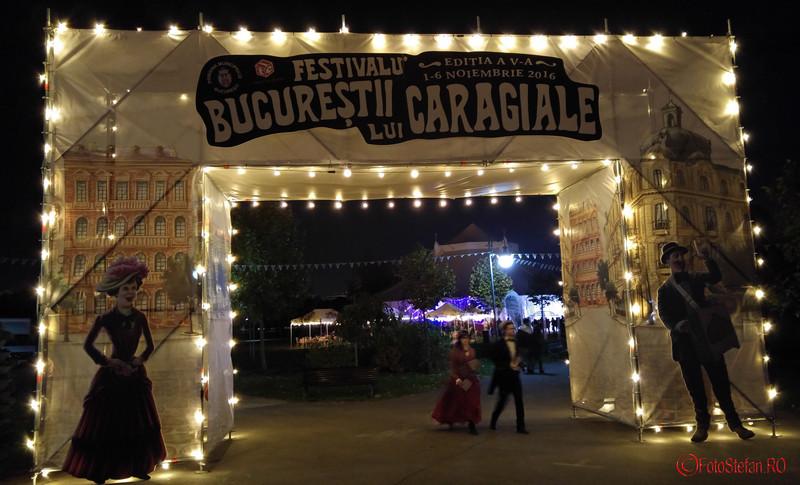 poze Festivalul Bucurestii lui Caragiale 2016