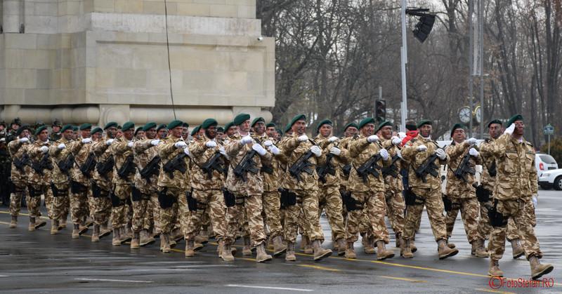 poze militari romani Repetitii parada  Ziua Nationala  Bucuresti Arcul de Triumf 2016