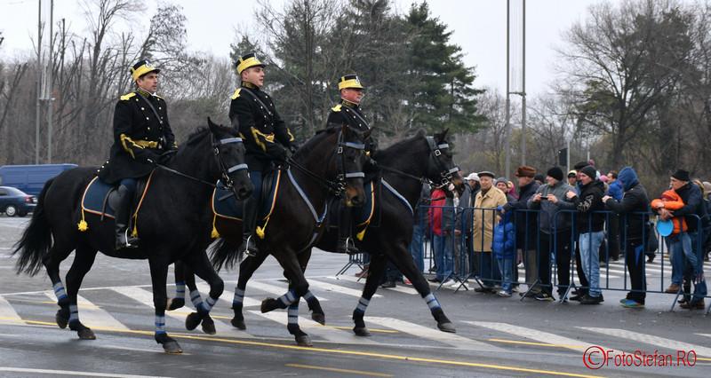 poze cai Repetitii parada Ziua Nationala a Romaniei Arcul de Triumf Bucuresti