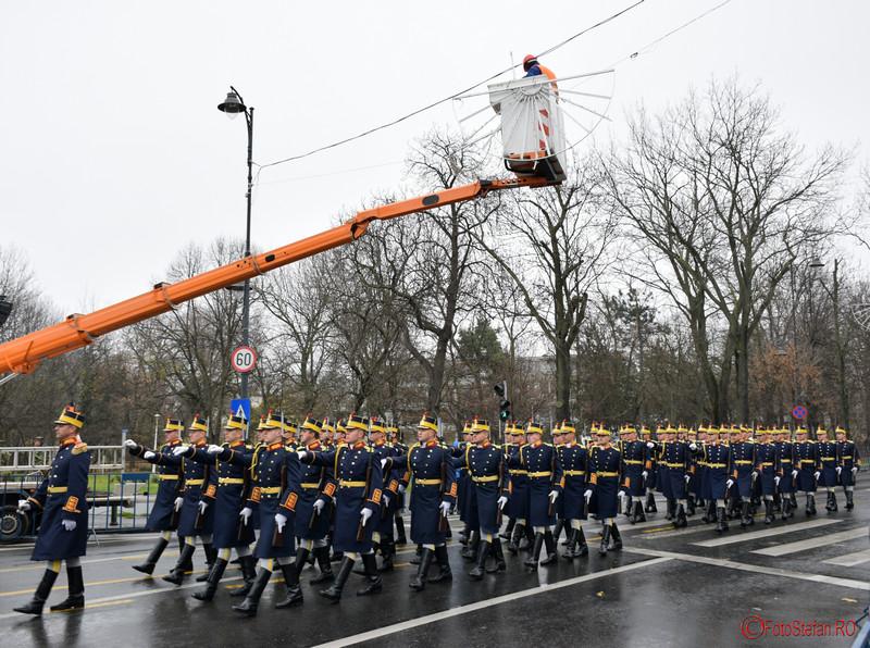 foto Repetitii parada  Ziua Nationala  Bucuresti Arcul de Triumf 2016