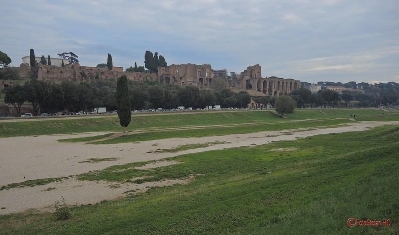 poza circus maximus circo Massimo roma italia