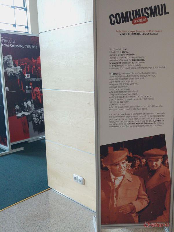 poze poze expozitie foto documentara comunismul in romania