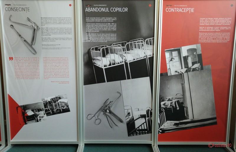 fotoreportaj expozitie foto documentara comunismul in romania