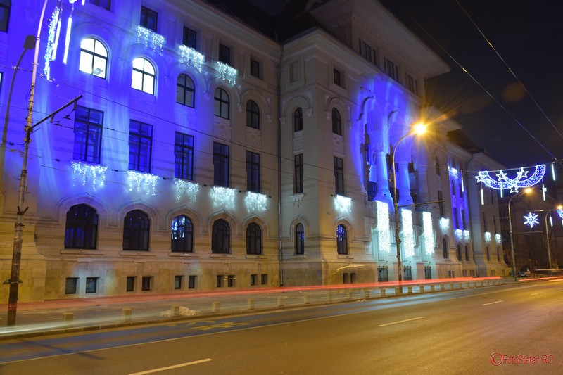 poze luminite craciun bucuresti 2016
