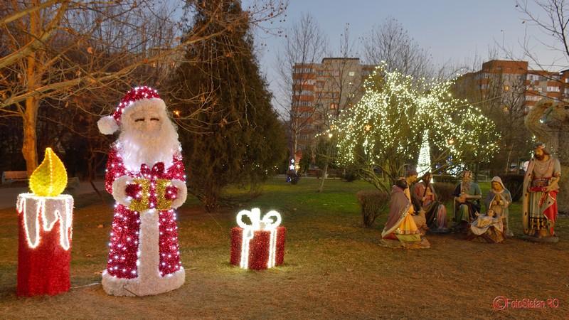 poza luminite craciun 2016 parcul sebastian bucuresti