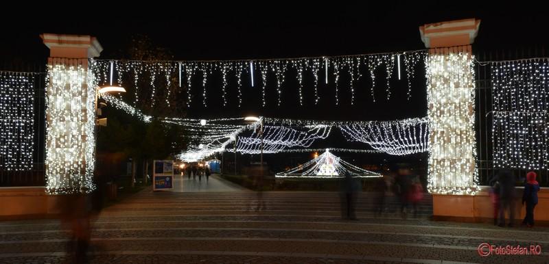 poze luminite craciun 2016 bucuresti parcul titan ior