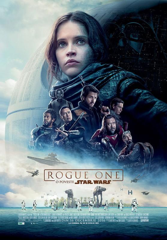 afis film rogue one o poveste razboiul stelelor