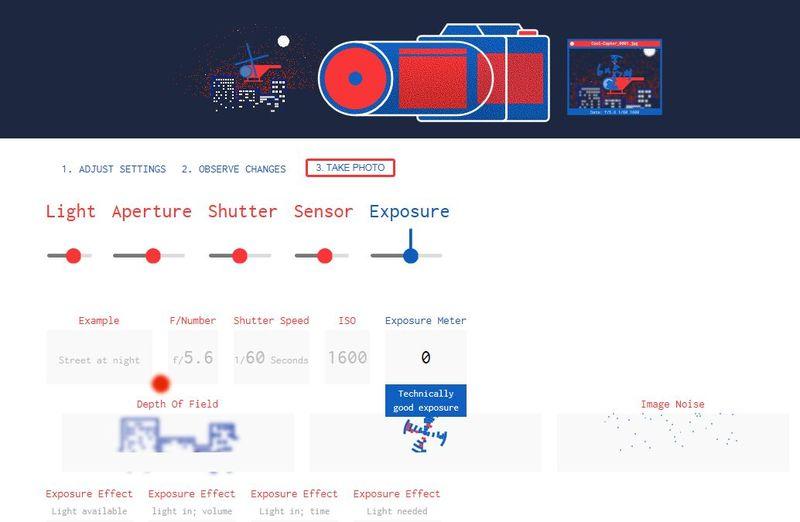 simulator online aparat foto dslr mirrorless