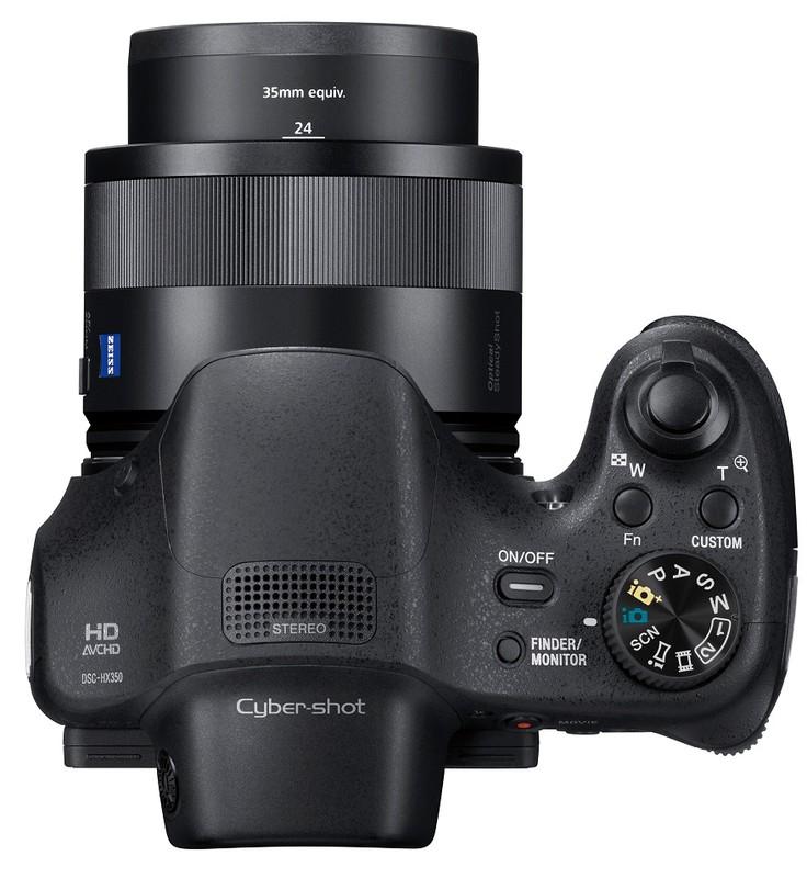 poze aparat foto sony Cyber-shot HX350