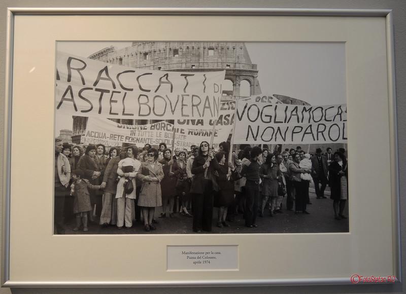 expozitie fotografie Museo di Roma in Trastevere