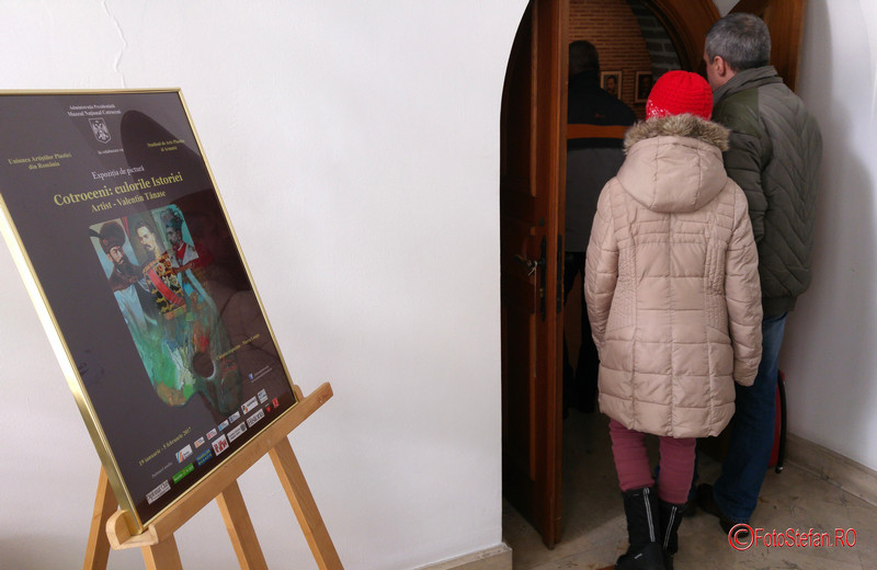 poze vizita muzeul cotroceni bucuresti