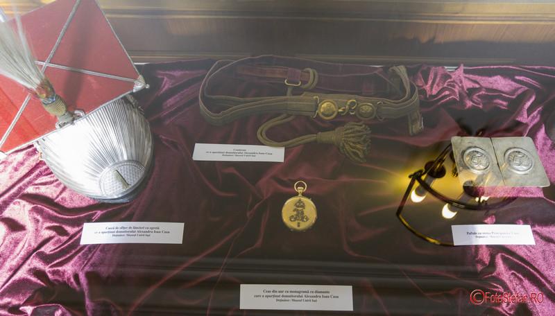 poza obiecte alexandru ioan cuza muzeul cotroceni