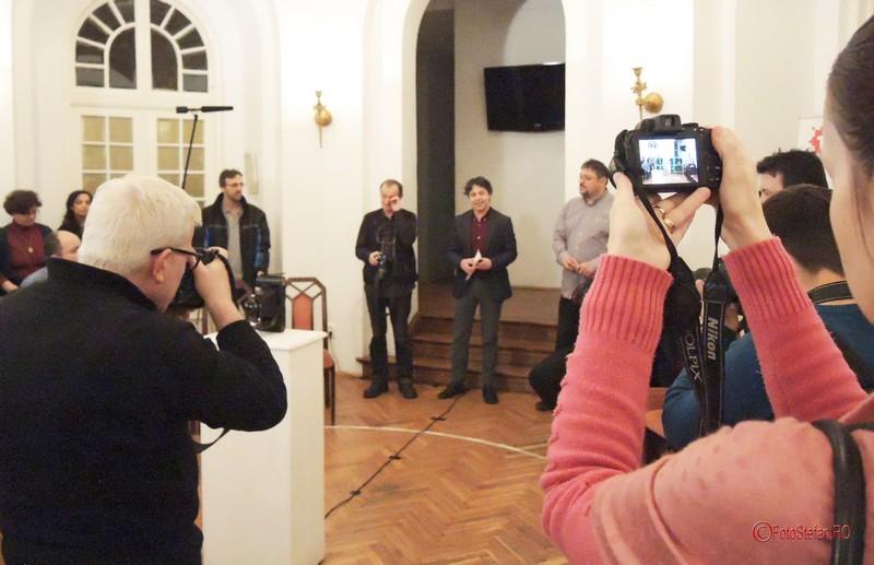 poze vernisaj expozitie ziua fotografiei in romania