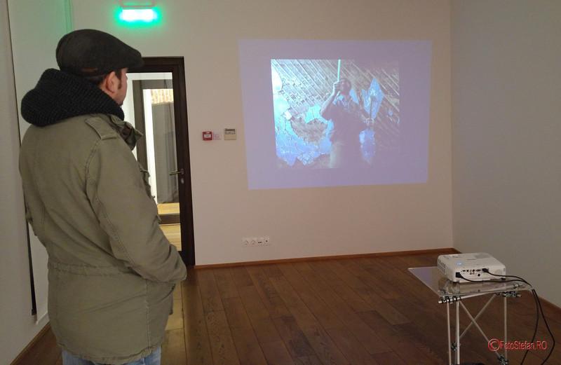 poze Expozitia Contagiune  Dumitru Gorzo  Arcub Bucuresti