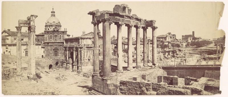 felix bonflis forumul roman italia 1870